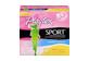 Vignette 3 du produit Playtex - Tampons Playtex Sport en plastique, 36 unités, régulière, non parfumés