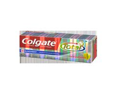 Image du produit Colgate - Colgate Total Santé Améliorée dentifrice blanchissant, 85 ml