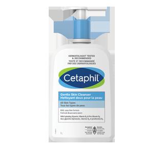 Nettoyant doux pour la peau, 1 L, sans parfum