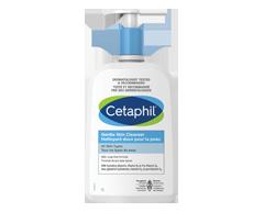 Image du produit Cetaphil - Nettoyant doux pour la peau, 1 L, Sans parfum