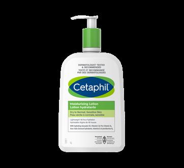 Image du produit Cetaphil - Lotion hydratante, 1 L, peau normale à sèche