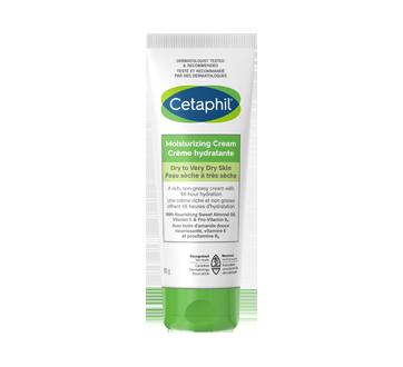 Image du produit Cetaphil - Crème hydratante, 85 g, sans parfum