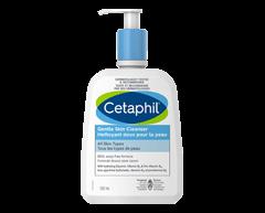 Image du produit Cetaphil - Nettoyant doux pour la peau, 500 ml, Sans parfum