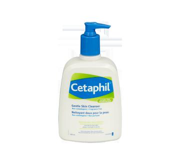 Image 3 du produit Cetaphil - Nettoyant doux pour la peau, 500 ml, sans parfum