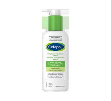 Image du produit Cetaphil - Hydratant facial quotidien FPS 15, 120 ml, sans parfum