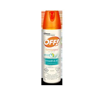 Image 2 du produit Off - Protection familiale chasse-moustiques lisse et sec, 113 g