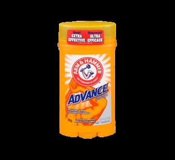 Advance déodorant, 79 g, non parfumé