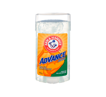 Advance antisudorifique gel transparent, 113 g, fraîcheur