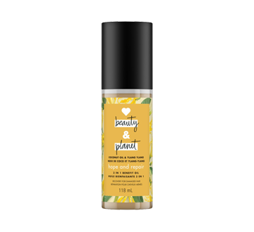Hope and Repair huile capillaire, 118 ml, noix de coco et ylang-ylang