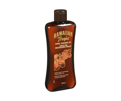 huile de bronzage fonc 240 ml hawaiian tropic beaut jean coutu. Black Bedroom Furniture Sets. Home Design Ideas