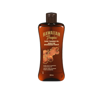 huile de bronzage fonc 240 ml hawaiian tropic huile jean coutu. Black Bedroom Furniture Sets. Home Design Ideas