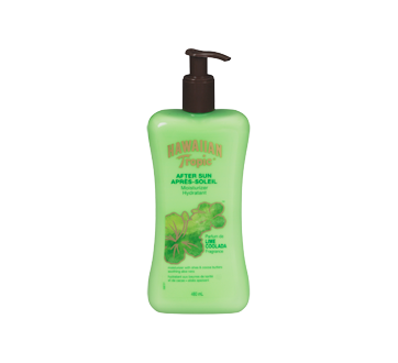 Image 3 du produit Hawaiian Tropic - Hydratant après-soleil au parfum de lime Coolada, 480 ml