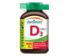 Image du produit Jamieson - Vitamine D  1,000 ui, 200 unités