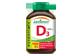 Vignette du produit Jamieson - Vitamine D  1,000 ui, 200 unités