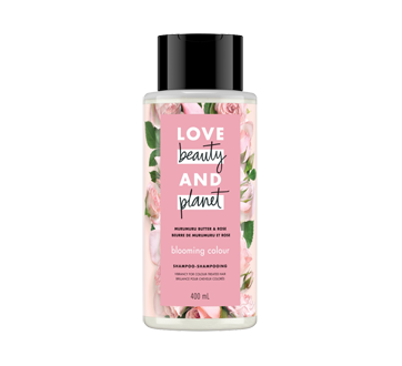 Blooming Colour shampooing, 400 ml, beurre de murumuru et rose