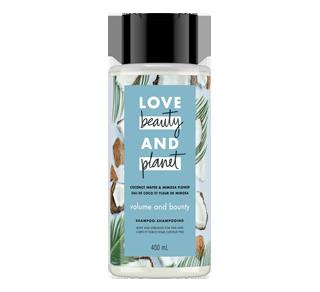 Volume & Bounty shampooing, 400 ml, eau de coco et fleur de mimosa