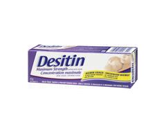 Image du produit Desitin - Crème contre l'érythème fessier concentration maximale, 113 g