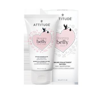 Image du produit Attitude - Blooming Belly baume d'allaitement, 150 ml, argan