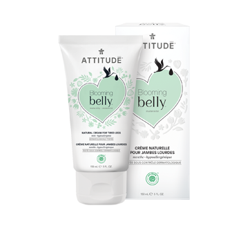 Blooming Belly crème pour jambes lourdes, 150 ml, menthe