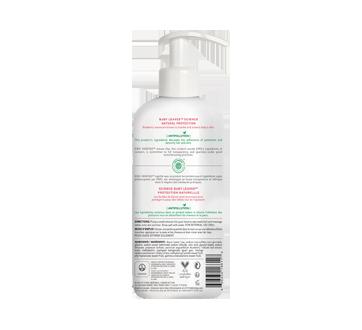 Image 2 du produit Attitude - Baby Leaves 2 en 1 shampoing et gel nettoyant, 473 ml, orange et grenade