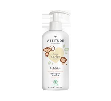 Baby Leaves lotion naturelle pour le corp, 473 ml, nectar de poire