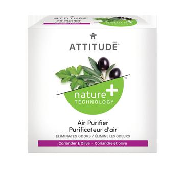 Image 2 du produit Attitude - Purificateur d'air naturel, 227 g, coriandre et olive