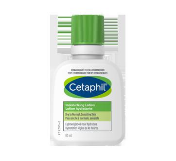 Image 1 du produit Cetaphil - Lotion hydratante, 60 ml