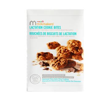 Biscuits de lactation Milkmakers, avoine et pépites de chocolat, 57 g