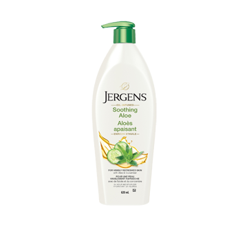 Hydratant rafraîchissant à l'aloès apaisant, 620 ml