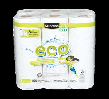 Selection Eco essuie-tout, 6 unités