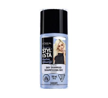 Stylista ébouriffé shampooing sec volumisant, 100 ml