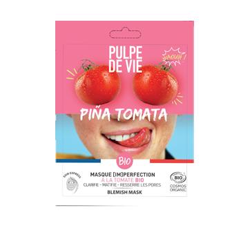 Piña Tomata masque visage matifiant à la Tomate BIO