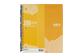 Vignette du produit Geo - Cahier spiral 200 pages, 1 unité, jaune