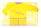 Vignette du produit Créateur de Génie - Tablier manches longues pour enfant 3 à 8 ans, 1 unité, jaune