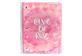 Vignette du produit Firstline - Cahier de note, 1 unité, la vie en rose