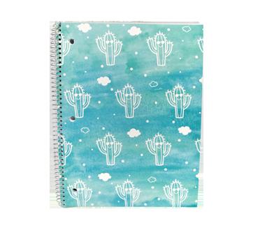 Cahier de note, 1 unité, cactus vert