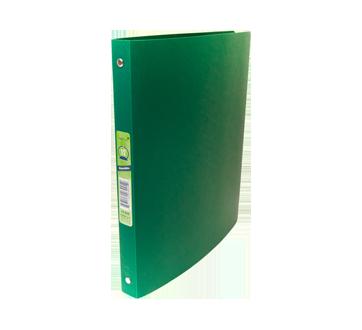 Cartable 0,5 pouce, 1 unité, vert