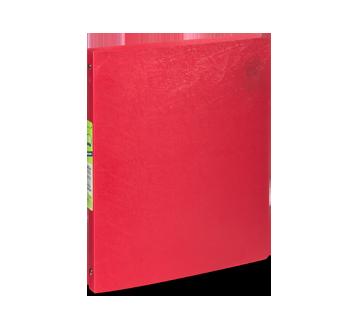 Cartable 0,5 pouce, 1 unité, rouge