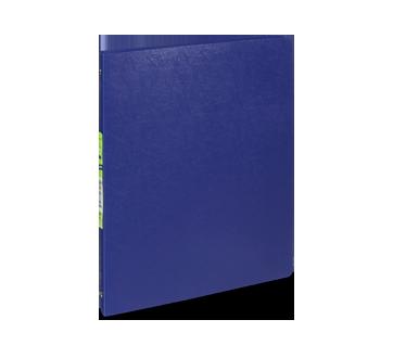 Cartable 0,5 pouce, 1 unité, bleu