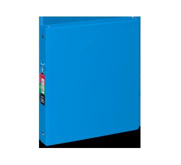 Cartable 1 pouce, 1 unité, bleu