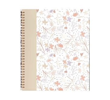 Cahier à spirale 140 pages, 1 unité