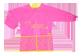 Vignette du produit Créateur de Génie - Tablier manches longues pour enfant 3 à 8 ans, 1 unité, rose