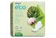 Vignette du produit Personnelle - Eco serviettes hygiéniques biologiques ultramince avec ailes, 10 unités, super