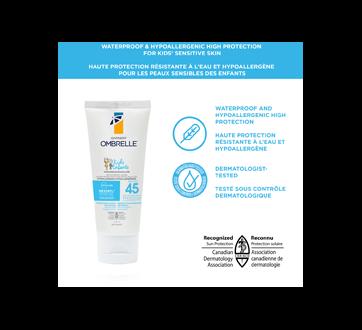 Image 3 du produit Ombrelle - Enfants lotion protectrice pour peaux mouillées FPS 45, 200 ml