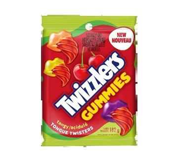 Twizzler tongue twisters acidulé, 182 g