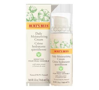 Crème hydratante quotidienne pour peau sensible, 51 g