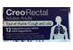 Vignette du produit Creo-Rectal - Suppositoires pour adultes, 12 unités, toux et rhume