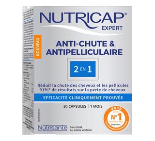 Nutricap Expert anti-chute & anti-pelliculaire, 30 unités