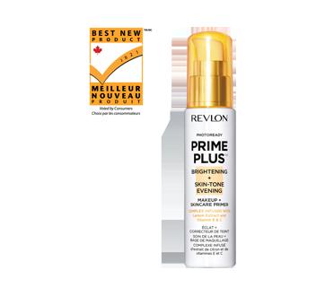 PhotoReady base de maquillage + soin de la peau Prime Plus- Éclat + correcteur de teint, 1 unité