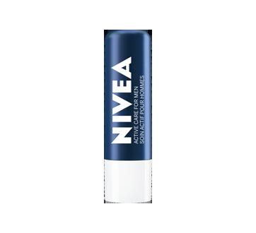 Image 2 du produit Nivea Men - Soins des lèvres actif pour hommes hydration 24h, 2 unités